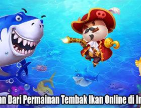 Kelebihan Dari Permainan Tembak Ikan Online di Indonesia